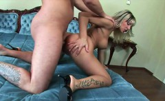 When a girl loves anal sex,the more she gets her ass fucked