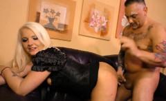Sextape Germany - German amateur blondie enjoys hot POV fuck