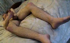 Light skin cock ass feet movietures gay A Toe Sucking Solo B