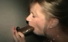 Bbc is loved by wife Faith at gloryhole