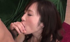 Cock sucking, Yuwa Tokona, craves for a wild fuck