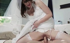 Bride Karina White Gets Fucked By The Groomsman