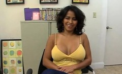 Gorgeous milf is mad to drink and she sucks hard