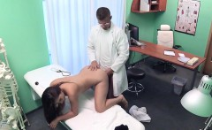 Horny Euro patient bangs doctor in fake hospital