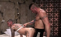 Muscle gays fetish with cumshot