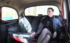 Caroline Ardolino bounces on a hard huge cock