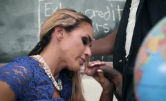 Brazzers - Big Tits at School - Washing Her