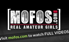 Mofos - Lets Try Anal - MILF Takes it in the