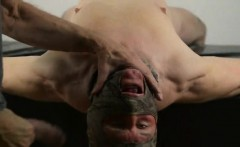 Tied up gays extreme bdsm scenes