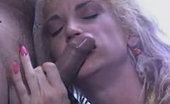 Blonde girls vintage blowjob