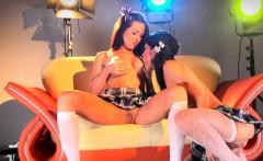 Sexy lesbian school girls With Kirsten Price