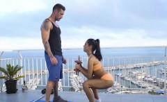 Apolonia Lapiedra Her Private Fuck Trainer