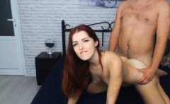 Fucked The Hell Out Of My Redhead Girlfriend