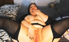 BBW Latin MILF Enjoys Deep Hard Anal And Pussy Fuck