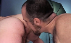 Kinky bears Phil Mehup and Buster Nastee get it on