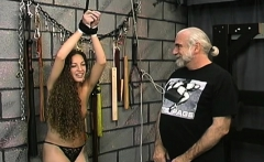 raw scenes with obedient sweethearts enduring servitude sex