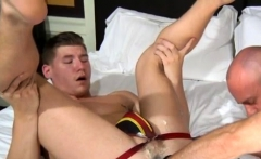 Gay emo and old men sex Dakota Wolfe is arched over and well