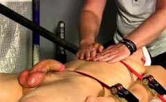 Gay porn bondage boy movie xxx One Cumshot Is Not Enough