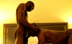 Amateur Black Hunks Cock Suck And Anal Fuck