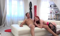 Precious Luna Melba getting horny for large dick