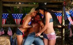 Jade Nile, Jessa Rhodes In Cock Ride