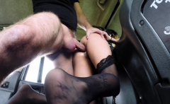 Fake Taxi Petite British minx loves anal booty call
