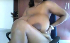 Ebony Big Boobs Creampie