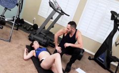 Kyra Rose In Warm Up and Fuck