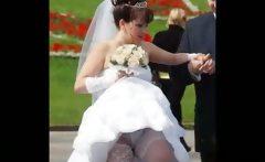 Real Naughty Young Brides!