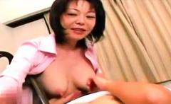 Asian Milf with big Nipples
