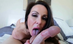 Milf Loves to Suck Balls and Ride Cocks