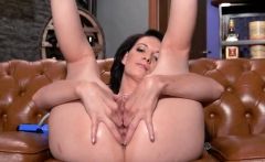 Kinky Czech Cutie Opens Up Her Narrowed Slit To The Unusual9