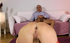 Classy UK milf gets anally creampied