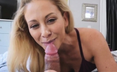 German mom helps Cherie Deville in Impregnated By My Stepcom