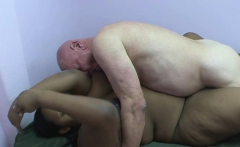 Talicious plays with a white cock