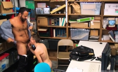 Sexy gay police men naked first time 19 yr old Caucasian mal