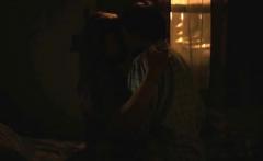 Chloe Grace Moretz and Quinn Shephard in lesbian sex scenes