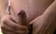Toy in diaper gay porn The uncut stud embarked by peeing his