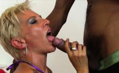 Nasty chick needs a black shaft