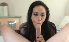 Aunt Gia dripping pussy licked and fucked
