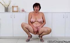 An older woman means fun part 128
