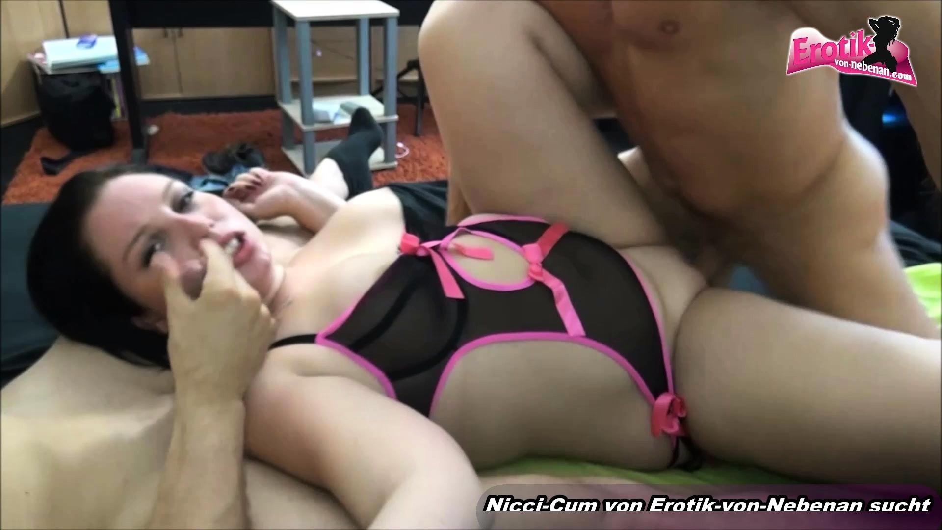 German Teen Bbw Threesome