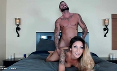 Busty Wife Fucked With A Big Dick Doggystyle