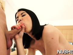 Ambitious Babe Lady D Gives Pole Riding Pleasure