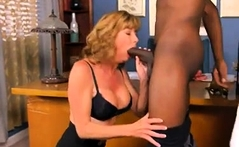 Wife Black Cock in her Tight Wet Pussy on WifeSharing666com