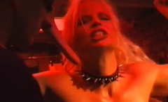 Puma Swede loves leather and foursomes