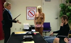 Naive guy joined a funny prank show with two hot babes