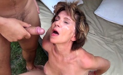 old step mom destroyed by big dick