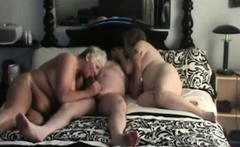 granny 3some part 1