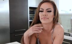 Perverted Stepmom Seduced A Naive Guy
